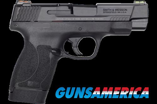 "Smith & Wesson M&P45SHLD 11864 PFMC 45 2.0 4"" FO(GR/RD)7/6rd  Guns > Pistols > L Misc Pistols"