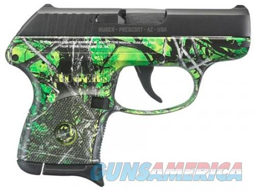 Ruger LCP Toxic Green .380ACP 2.75-inch 6rds  Guns > Pistols > L Misc Pistols