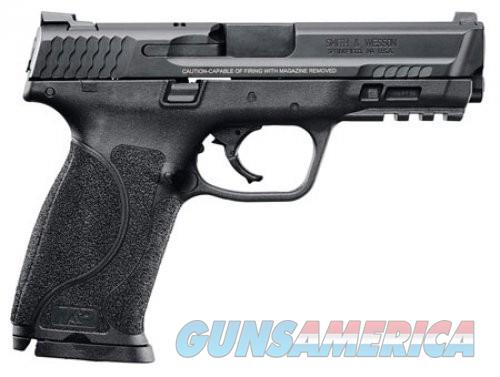 Smith and Wesson M&P40 M2.0 Black .40S&W 4.25-inch 15rd  Guns > Pistols > L Misc Pistols