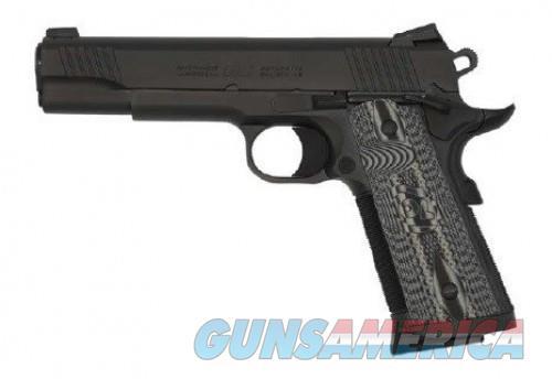 Colt Firearms Combat Unit 1911 9mm 5-inch 9Rds Night Sights TALO Exclusive  Guns > Pistols > L Misc Pistols