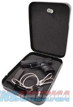 Hi-Point Semi Auto Handgun 9MM 8RD POLY with Lockbox  Guns > Pistols > L Misc Pistols
