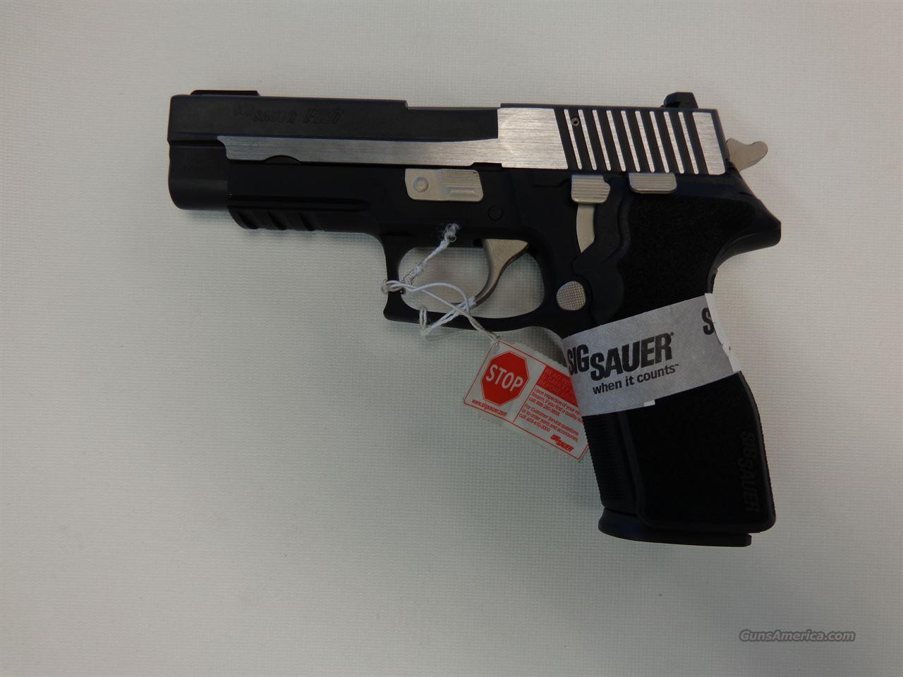 Sig Sauer P227 Equinox .45ACP 2/10RD  Guns > Pistols > Sig - Sauer/Sigarms Pistols > Other