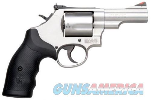 Smith & Wesson Model 69 Stainless/Black .44 Mag 2.75-inch 5rd  Guns > Pistols > L Misc Pistols
