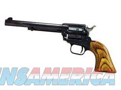 Heritage Firearms Rough Rider Blued .22 LR / .22 Mag 6.5-inch 6Rds with Holster and Two Cylinders  Guns > Pistols > H Misc Pistols