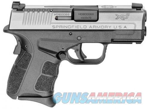 Springfield XDS MOD2 9MM BI-Tone 3.3-inch NS Night Sights 2-Mags 9Rds  Guns > Pistols > L Misc Pistols