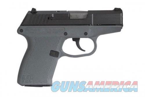 Kel-Tec P-11 9mm 3.1 inch BL/Gray 10rd  Guns > Pistols > L Misc Pistols