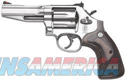 Smith & Wesson 178012 686 Pro SSR 357 Mag 4  Guns > Pistols > S Misc Pistols