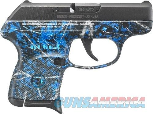 Ruger LCP Moonshine Cammo 380ACP 6 Rounds  Guns > Pistols > L Misc Pistols