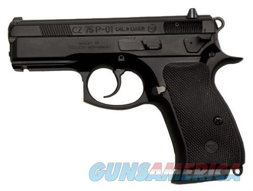 CZ Semiautomatic Centerfire Pistol (Compact)  Guns > Pistols > L Misc Pistols