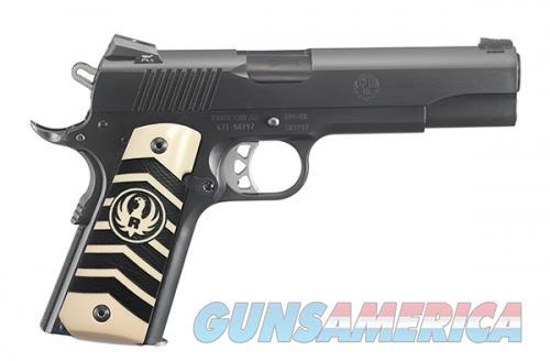 Ruger SR1911 NIGHT WATCHMAN 10MM 5  Guns > Pistols > L Misc Pistols