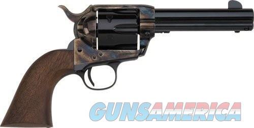 "E.M.F. Great Western II Californian Revolver 45 LC 4.75"" Barrel 6 Rounds Case Hardened Frame Walnut Grips Blued  Guns > Pistols > L Misc Pistols"