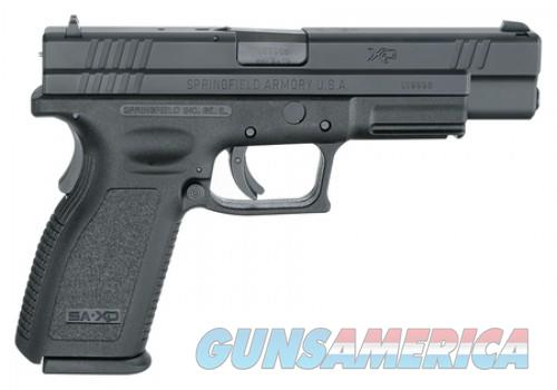 "Springfield  XD40 ESS 40SW 5"" BLK 10RD  Guns > Pistols > Springfield Armory Pistols > XD (eXtreme Duty)"