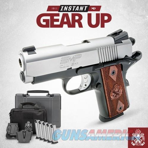 "Springfield Armory SPRGFLD 9MM EMP BITONE 3"" 9RD CA IGU PI9209LCAIGU  Guns > Pistols > L Misc Pistols"