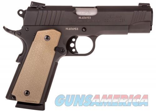 Taurus 1911 45 CMNDR 4.25 8R FDE/BK  Guns > Pistols > L Misc Pistols