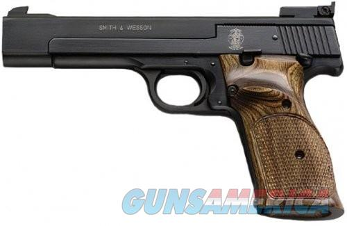 Smith & Wesson 41 22LR 5.5  Guns > Pistols > L Misc Pistols