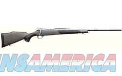 Weatherby 5 + 1 270 Winchester Vanguard w/Stainless Barrel/Black Synthetic Stock  Guns > Rifles > W Misc Rifles