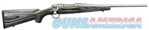 Ruger M77 Hawkeye Compact Black 7mm-08 16.5-inch 4rd  Guns > Rifles > R Misc Rifles