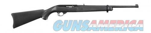 Ruger 10/22 .22 LR Semiautomatic Rimfire Rifles - Black  Guns > Rifles > Ruger Rifles > 10-22