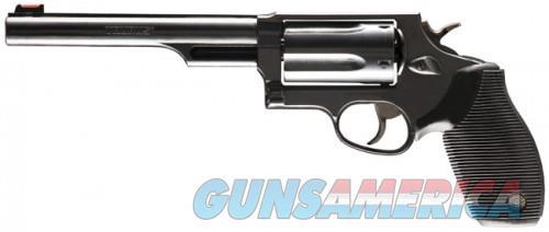 Taurus Judge 45/410 6.5-inch 5rd Black  Guns > Pistols > Taurus Pistols > Revolvers
