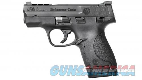 "S&W M&P SHIELD PORTED 40S&W 3.1""-NS PERFORMANCE CENTER WITH NIGHT SIGHTS   Guns > Pistols > L Misc Pistols"