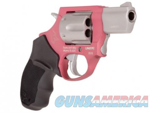 Taurus 856 Ultra Lite Pink .38 SPL 2-inch 6Rds  Guns > Pistols > L Misc Pistols