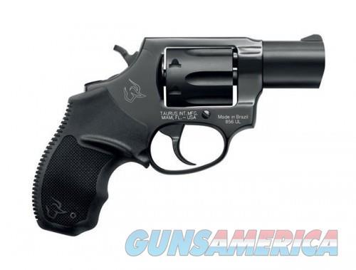 Taurus Model 856 Black .38 SPL 2-inch 6Rds  Guns > Pistols > L Misc Pistols