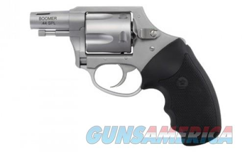 "CHARTER ARMS BOOMER 44SPL 2"" 5RD STS  Guns > Pistols > Charter Arms Revolvers"