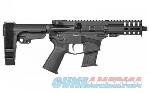 "CMMG BANSHEE 300 PISTOL 5"" 5.7 X 28MM BLACK  Guns > Pistols > L Misc Pistols"