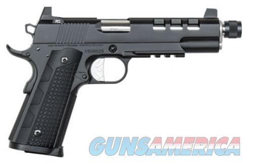 CZ DAN WESSON  DISCRETION 45ACP BLK SUPP READY NS RAIL  Guns > Pistols > L Misc Pistols