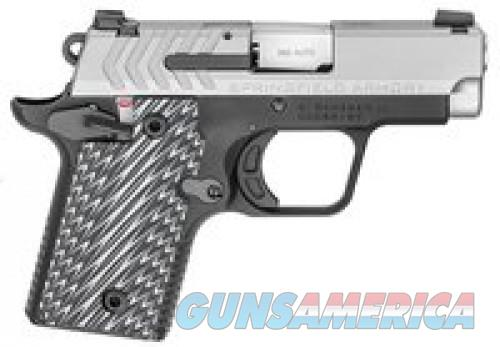 Springfield Armory 911 Stainless .380 ACP 2.7-inch 6Rds  Guns > Pistols > L Misc Pistols