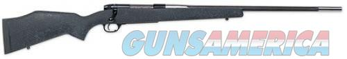 Weatherby Mark V Accumark Rifles - Stainless Steel  Guns > Rifles > W Misc Rifles