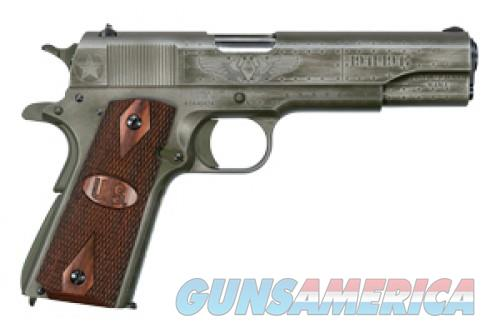 AO 1911 45ACP 5 7RD COMMEMORATIVE FLY GIRLS  Guns > Pistols > L Misc Pistols