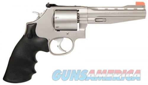Smith and Wesson 686 Performance Center Silver Matte .38 SPL / .357 Mag 5-inch 7Rds  Guns > Pistols > L Misc Pistols