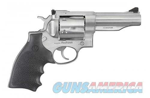 """RUGER REDHAWK 44MAG 4.2"""" STAINLESS 6RD  Guns > Pistols > L Misc Pistols"""