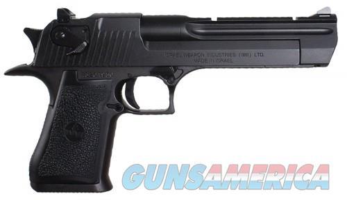 Magnum Research Desert Eagle MK19 44mag 6-inch Black (CALIF)  Guns > Pistols > Magnum Research Pistols
