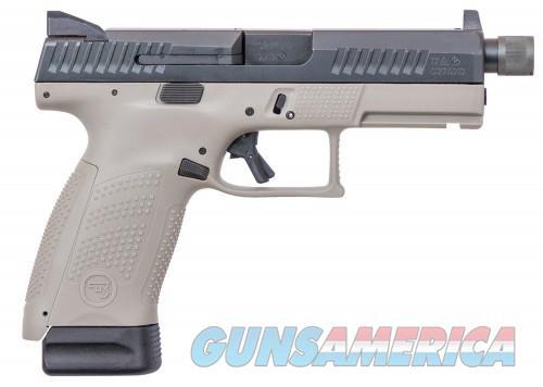 CZ P-10 COMPACT 9MM SUPPRESSOR READY 17RD  Guns > Pistols > L Misc Pistols