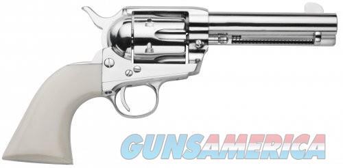 Traditions FrontIER 1873 SA II Gen WHT  Guns > Pistols > Traditions Pistols
