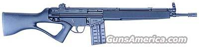 SAR8 Like New!! (Made in Greece)  Guns > Rifles > Springfield Armory Rifles > HK-91 Type