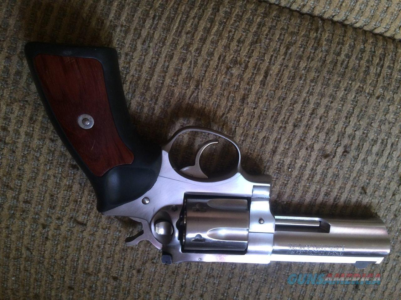 Low Recoil  Guns > Pistols > Ruger Double Action Revolver > GP100