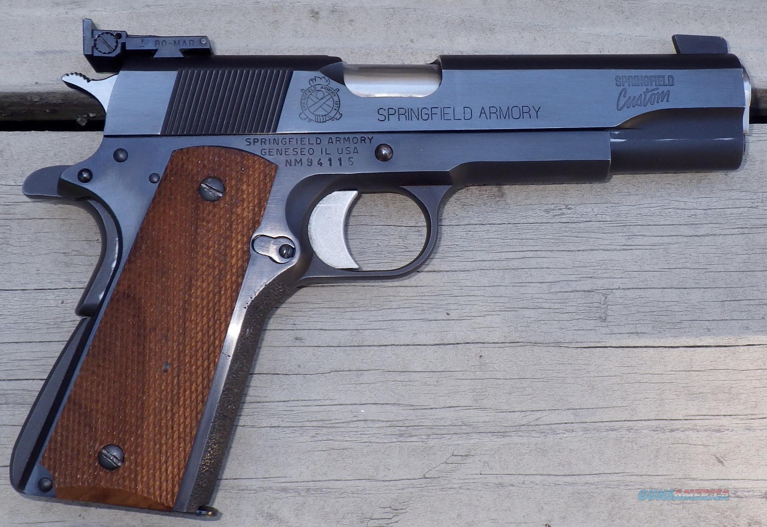 Custom Gunsmithing