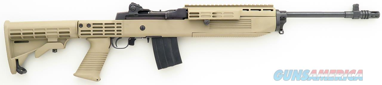 Ruger Mini-14 .223, circa 1981, Tapco telescoping stock, brake, two magazines  Guns > Rifles > Ruger Rifles > Mini-14 Type