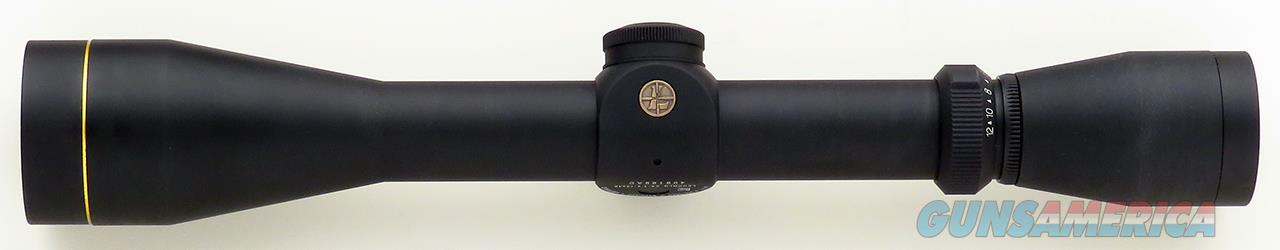 Leupold VX-1 4-12x40mm, Duplex, matte, new condition  Non-Guns > Scopes/Mounts/Rings & Optics > Rifle Scopes > Variable Focal Length