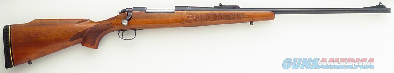Remington 700 ADL 7mm Remington Magnum, factory blackened stainless steel barrel, heart marking, made 1960s  Guns > Rifles > Remington Rifles - Modern > Model 700 > Sporting