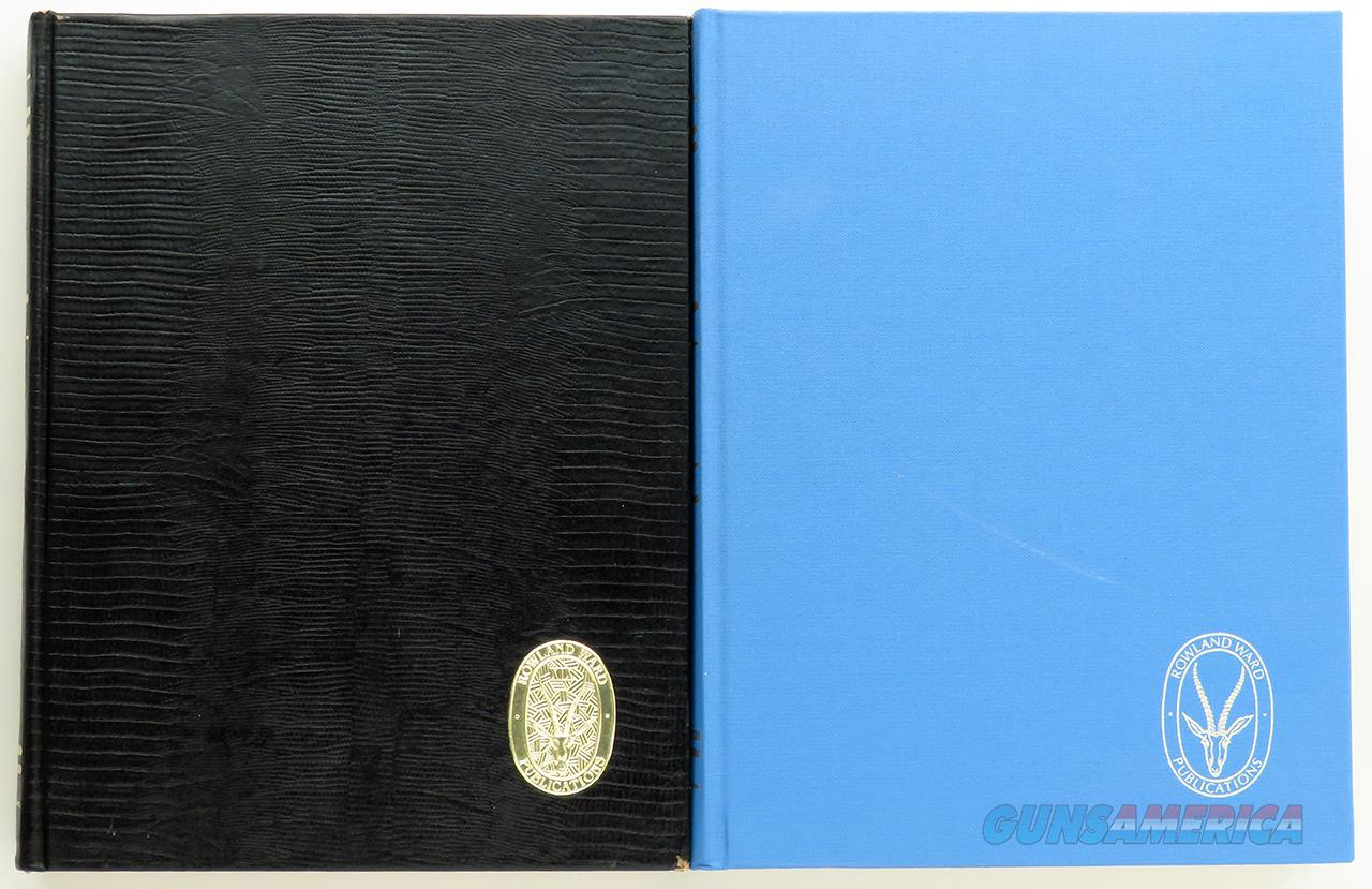 Rowland Ward Records of Big Game, two editions, 1984 and 1989  Non-Guns > Books & Magazines