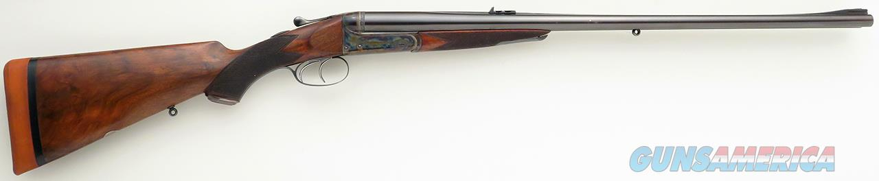 Lang .470 Nitro Express double rifle, case, layaway  Guns > Rifles > Double Rifles (Misc.)