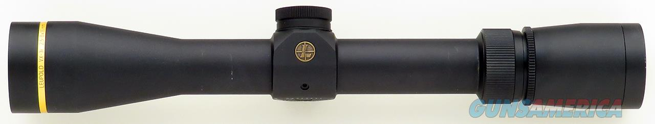 Leupold VX-3i 2.5-8x36 matte, 1-inch, Duplex reticle  Non-Guns > Scopes/Mounts/Rings & Optics > Rifle Scopes > Variable Focal Length