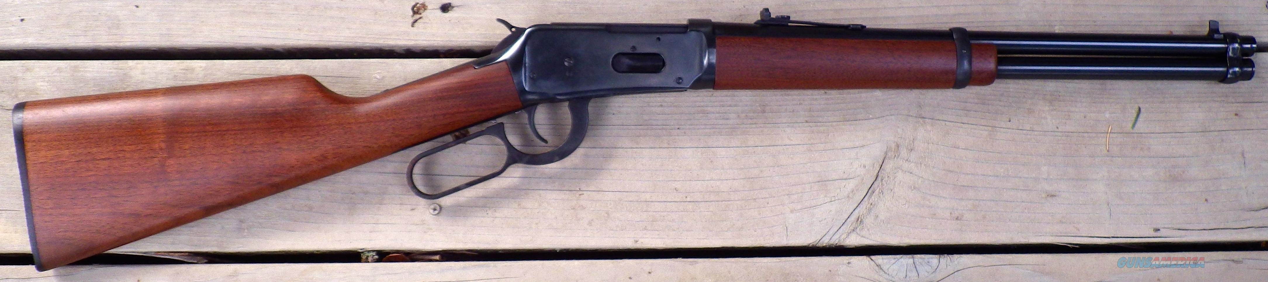 Winchester Model 94 AE .44 Magnum, 16-inch, saddle ring  Guns > Rifles > Winchester Rifles - Modern Lever > Model 94 > Post-64