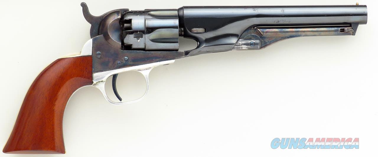 Colt 1862 Police, 1867, 35699, 5.5-inch, matching, .36 caliber  Guns > Pistols > Colt Percussion Revolver - Pre-1899