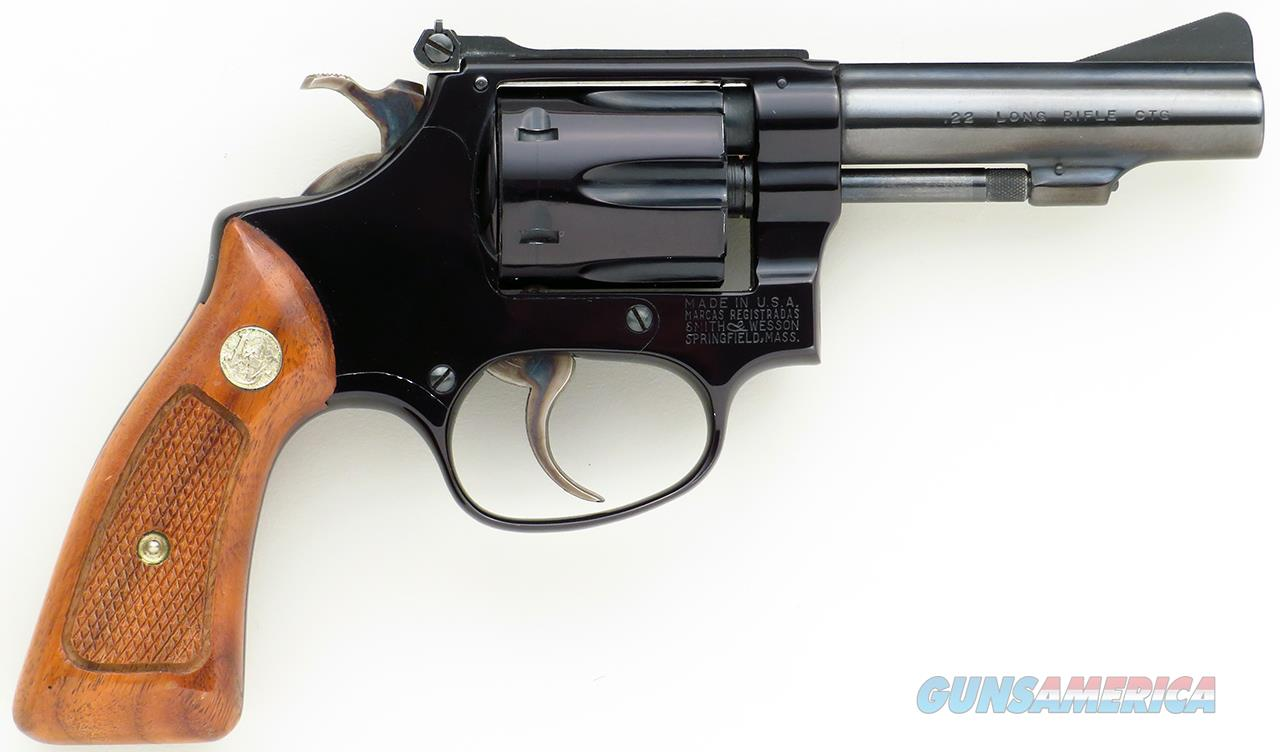 Smith & Wesson Model 43 .22/32 Kit Gun Airweight .22 LR, 3.5-inch barrel  Guns > Pistols > Smith & Wesson Revolvers > Small Frame ( J )