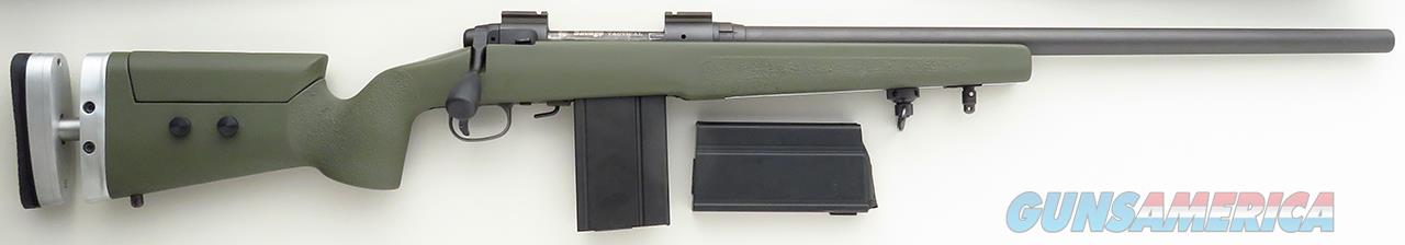 Savage 110FP Tactical .308 Winchester with McMillan adjustable stock  Guns > Rifles > Savage Rifles > 10/110